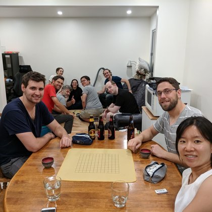 Canadian Go Open 2018 in Montreal